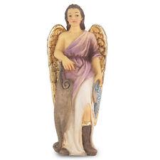 Statue St Raphael Archangel 4 inch Painted Resin Figurine Patron Saint Catholic