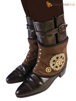 Adults Steampunk Fancy Dress Mens Ladies Victorian Halloween Costume Accessory