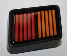 Mitsubishi Lancer Ralliart logo badge emblem grill Original OEM