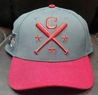 NEW Baseball Cleveland Indians ASG Logo 2019 39Thirty New Era Hat Cap Fitted