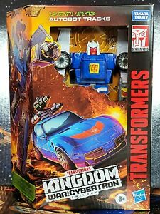 """Transformers Generations WFC Deluxe Autobot Tracks 5.5"""" Action Figure. New. 2021"""