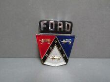 Ford trunk emblem 50 51 52 53 54 55 56 Ford licensed