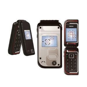 Original Cellphone NOKIA 7270 Camera Radio Unlocked 2G GSM 900 / 1800 / 1900