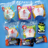 McDonald's Haunted Halloween All 6! 5 MIP Happy Meal Toys 1 Not + Candy Nerds C