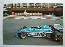1977 Formula 1  J. Lafitte   Gitanes   Montecarlo