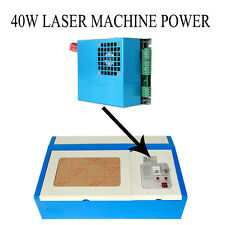 40W CO2 laser power supply dedicated for CO2 laser device laser engraver machine