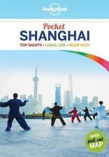 Pocket Guide SHANGHAI Planet Lonely (2016, Taschenbuch) NEU