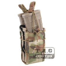 Emerson Double Modular 5.56 AR SR Magazine Pouch MOLLE High Capacity Mag Carrier