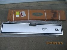 Tail Gate Trim Panel 1987 - 1989 Ford F150 , F250 Truck