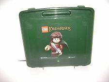 Lego Lord Of The Rings Storage Project Box Case Green