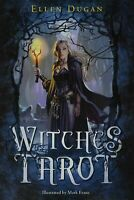 Witches Tarot Deck 78 Cards Divination Prophet Cards SCRATCH/DENT SALE!!!