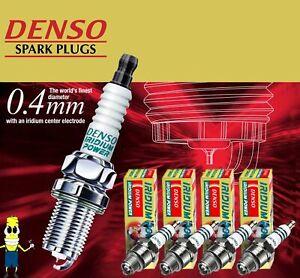 Denso (5361) IU22 Iridium Power Spark Plug Set of 4
