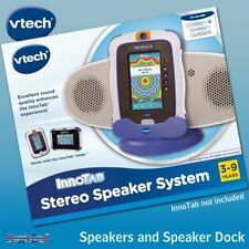 vTech InnoTab Stereo Speaker System for Innotab 2 3 and 3S - New and Boxed