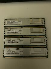 New listing 4 Pieces of 4 Gb Ram Pc2-5300 2Rx8 5-5-5- 15 1.8V