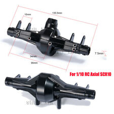 1x Steel Front Rear Axle Housing For 1/10 Scale RC Crawler Truck Axial SCX10