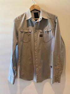 G-STAR RAW Shirt Size M-L