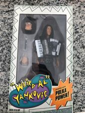 "WEIRD AL POLKA POWER Weird Al Yankovic NECA 2016 8"" Inch Clothed FIGURE"