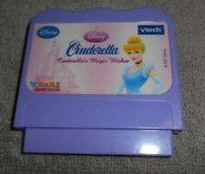 2007 Disney Princess Cinderella's Magic Wishes  for VTech VSmile System