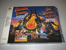 Vintage 1986 Fireball Island Board Game by Milton Bradley MB. Scarce!