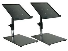 2 x DAP DJ Player Stand Suitable for Pioneer CDJ 2000 CD Player Disco Club Booth