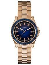 Relojes de pulsera fechas de oro rosa de mujer