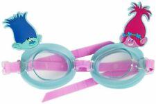 Trolls 3D Character Swimming Kids Goggles Boys Girls Swimmer Essentials