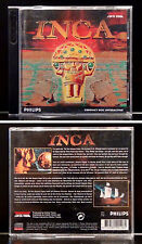 Philips CD-i / JEUX CDI / Compact Disc Interactive - INCA + Manuel - 1993
