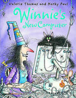 """""""AS NEW"""" Winnie's New Computer, Thomas, Valerie, Book"""