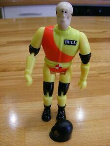 Crash test dummies Bull figure