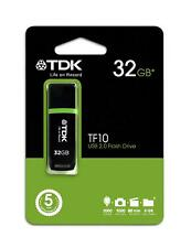 Tdk 32GB USB 2.0 Tf30 Black - T78934