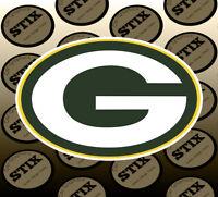 Green Bay Packers Logo NFL Die Cut Vinyl Sticker Car Window Hood Bumper Decal