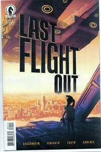 Last Flight Out (Dark Horse Comics 2021) Choice of Issue