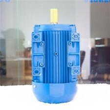 6 poles 0.75kw 1HP 905rpm shaft 24mm Electric motor Three-phase 240v/415v VFD