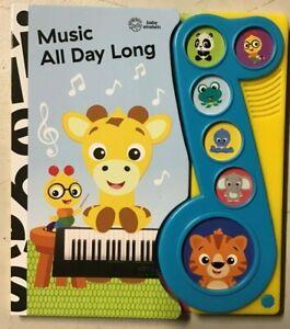 Baby Einstein - Music All Around Sound Book - NEW