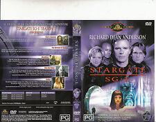 Stargate:SG.1-1997/2008-TV Series USA-Season 1 Vol 3-Episodes 9-13-DVD