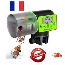 Aquarium Distributeur Automatique electrique de Nourriture Poissons