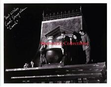 ADDAMS FAMILY VALUES Carel Struycken SIGNED Autographed 8x10 Blk & Wht Photo