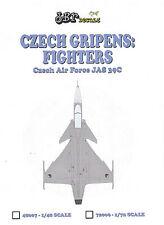 jbr72006/ JBr Decals - SAAB JAS-39C Gripen - Tschechische Luftwaffe - 1/72