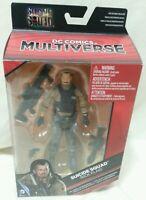 """DC UNIVERSE - Suicide Squad DC Comics Rick Flag Poseable 6"""" MIB Figure Mattel"""
