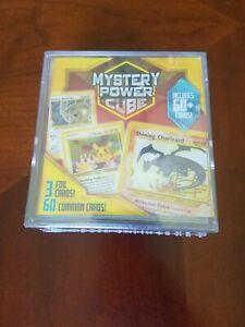 pokemon mystery power cube