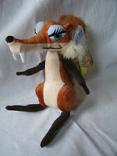 Ice Age 3 Plüschfigur Scrat Girl 22 cm Neu Play by Play