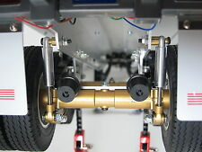 Custom Simulate Brake Canister Cylinder Tamiya RC 1/14 Semi Trailer Rear Axle