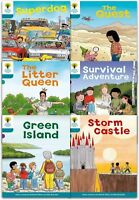 Oxford Reading Tree Biff 9 6 Books Collection Chip Kipper Stories Level Set NEW