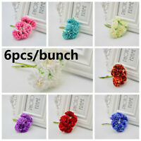 Decoration Mini Daisy Silk Gerbera Artificial Flower Fake Flores Bouquet