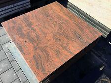 Arbeitsplatte Küche Couchtischplatte Esstischplatte Naturstein Twilight RED NEU