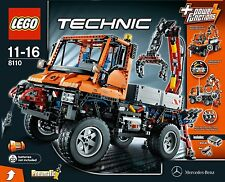 LEGO TECHNIC 8110 MERCEDES-BENZ UNIMOG U 400 #SundayMarket