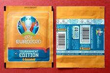 PACKET PANINI UEFA EURO 2020 TOURNAMENT EDT. ORANGE front code POCHETTE BUSTINA