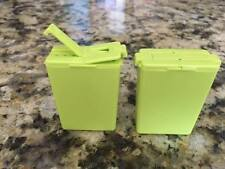 tupperware 2 mini salt and pepper gadgets