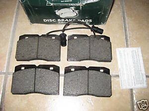 NEW BREMBO FRONT BRAKE PADS - FITS: IVECO DAILY (1993-96)