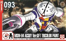 New Bearmo  1/144 HGBF MSM-04 ACGUY Ver.GFT Tricolor Paint RX-78-2